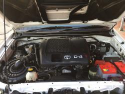 VIGO CHAMP CAB  2.5 G,M/T