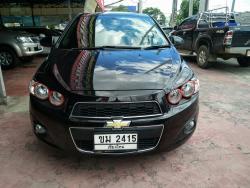 SONIC 1.4 LTZ,A/T ,(Hatchback)