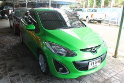 MAZDA 2 ,A/T(5DR)