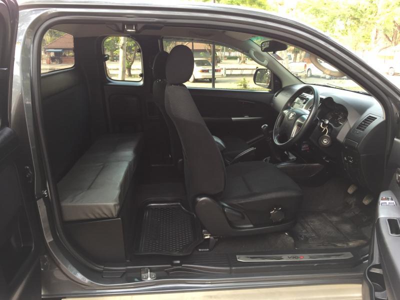 VIGO CHAMP CAB 2.5 E,M/T