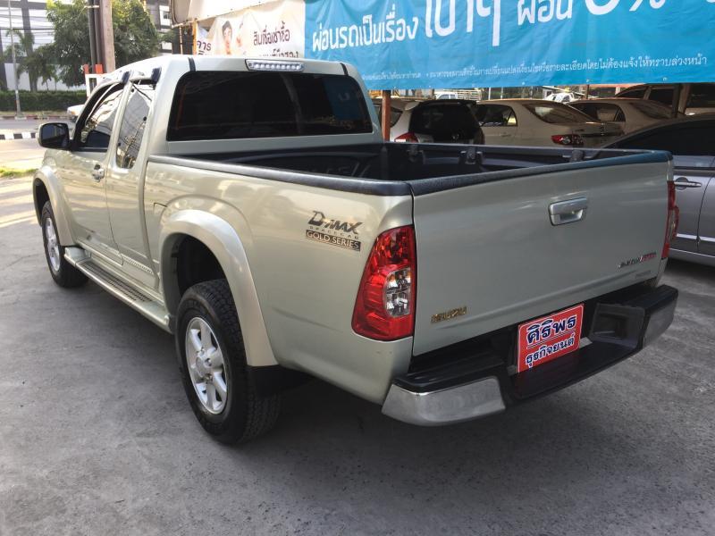 D-MAX GOLD SERIES CAB 2.5 HI-LANDER,M/T
