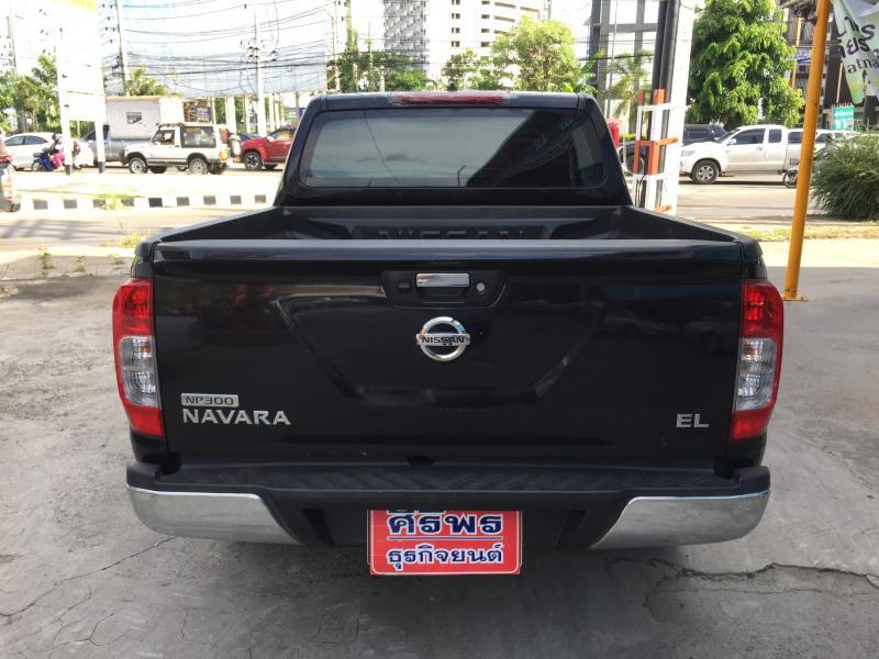NAVARA NP-300 4DR 2.5 EL CALIBRE,M/T