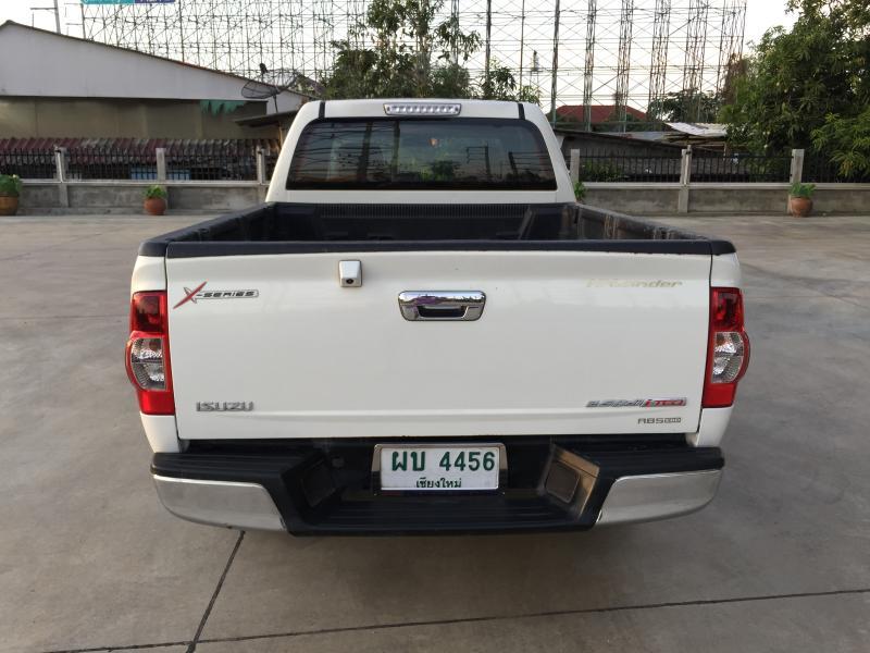 D-MAX X-SERIES CAB 2.5 HI-LANDER,M/T