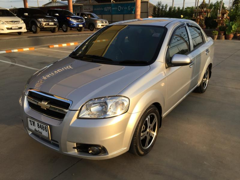 AVEO 1.6 CNG,A/T