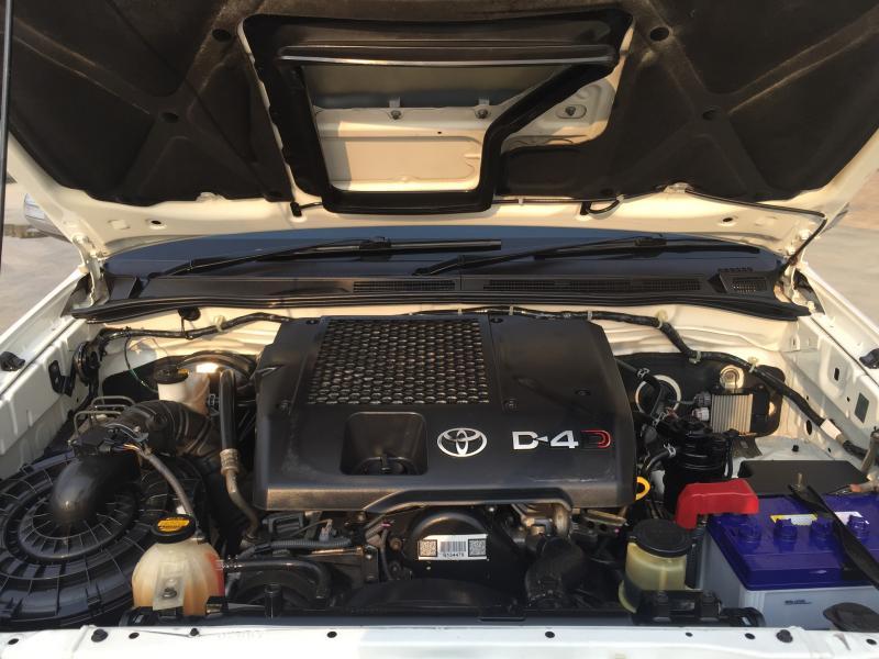 VIGO CHAMP CAB 2.5 E,M/T (สูง)