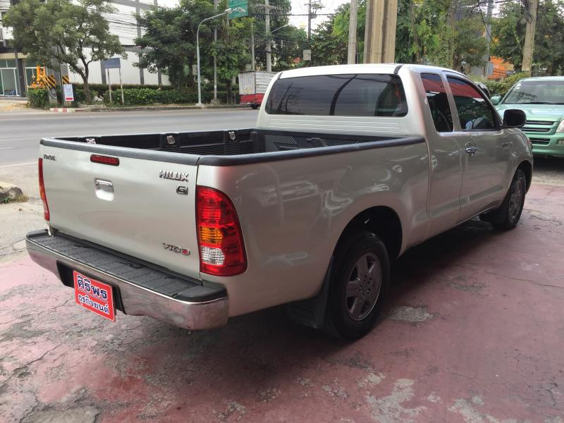 VIGO CAB 2.5 G,M/T